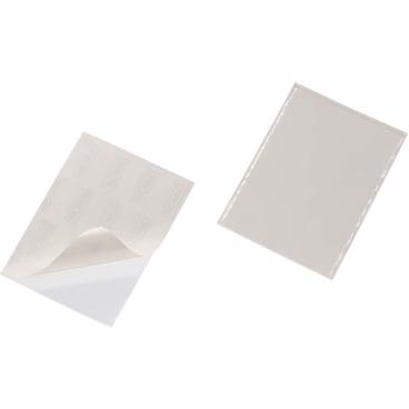 DURABLE Pocketfix® A5 Selbstklebe-Taschen Grossverpackung
