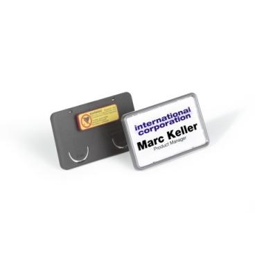 DURABLE Clip Card mit Magnet