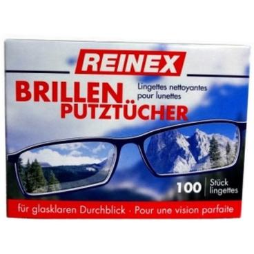 Reinex Brillen-Putztücher