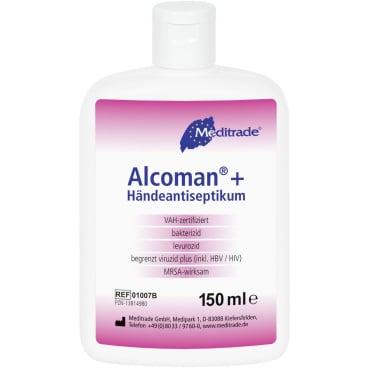 Meditrade ALCOMAN® plus Händeantiseptikum