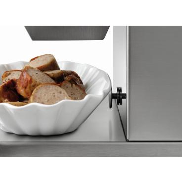 Bartscher Currywurstschneider Scheibenstärke: 5 - 35 mm