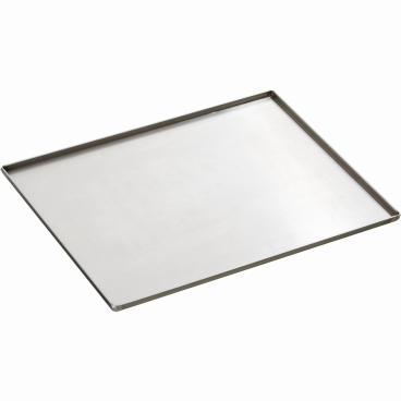 Bartscher Backblech, Aluminium, 4-seitiger Rand