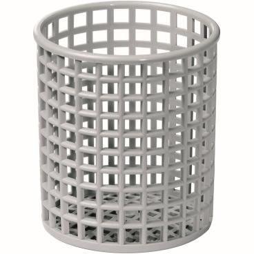 Bartscher Besteckköcher für Spülmaschinen, grau