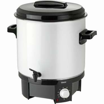 Bartscher GE 21 Glühweintopf / Einkochtopf, 28 Liter