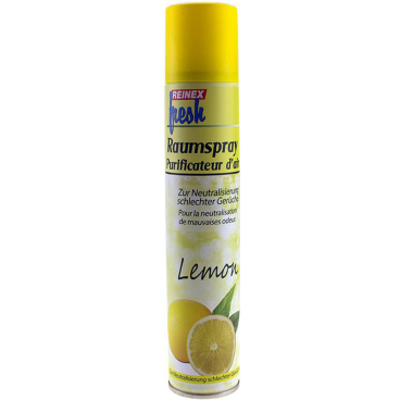 Reinex fresh Raumspray Geruchsneutralisator Lemon