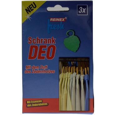 Reinex fresh Parfümierter Mottenschutz 1 Packung = 3 Stück