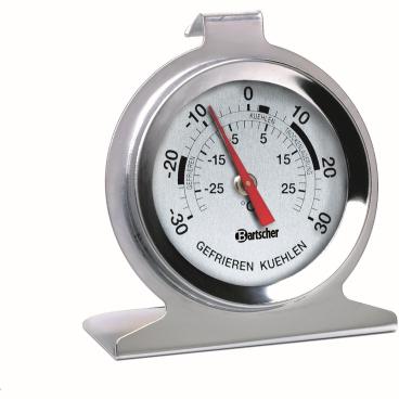 Bartscher Kühlschrankthermometer -30 - +30 °C