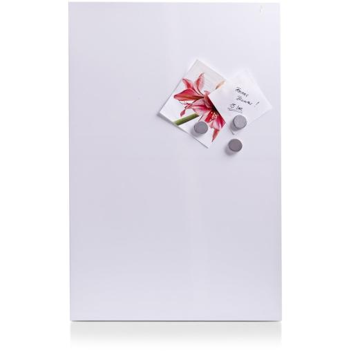 Zeller Magnettafel, 40 x 60 cm, weiß