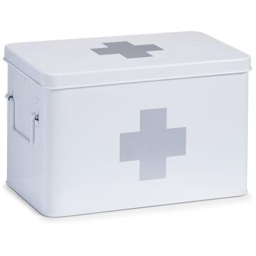 Zeller Medizin-Box, weiß