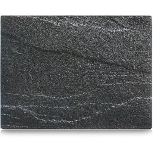 Zeller Schiefer Glasschneideplatte, 40 x 30 cm