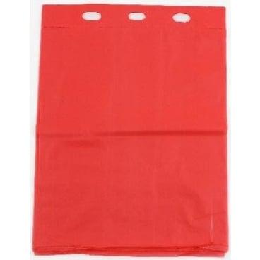 TSP Bio Hundekotbeutel Basic , rot, 25 x 31 x 3 cm Blockrand