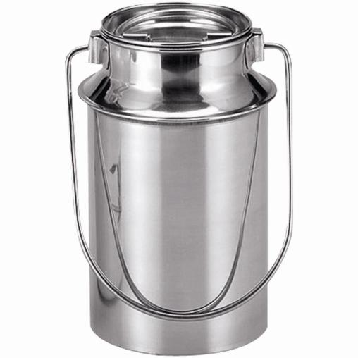 KRÜGER Milchkanne aus Edelstahl, 1,5 Liter