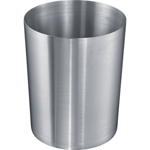 Zwingo Sicherheitspapierkorb aus Aluminium