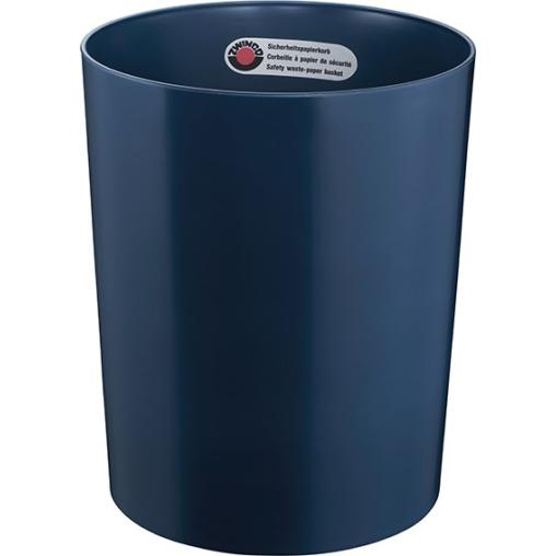 Zwingo Sicherheitspapierkorb, 24 Liter
