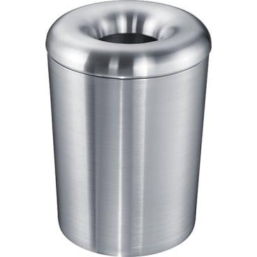 Zwingo Sicherheitspapierkorb aus Aluminium, mit Löschkopf