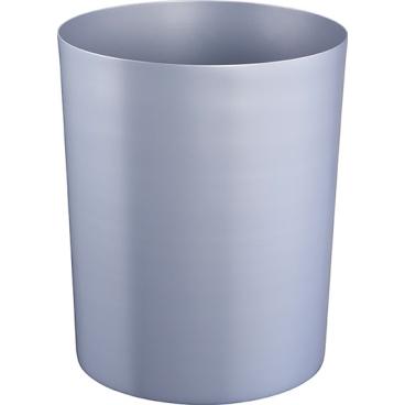 Zwingo Sicherheitspapierkorb aus Stahl, 13 Liter