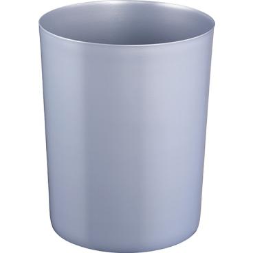 Zwingo Sicherheitspapierkorb aus Stahl, 20 Liter