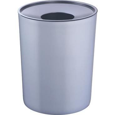 Zwingo Sicherheitspapierkorb aus Stahl, mit Löschkopf, 20 Liter