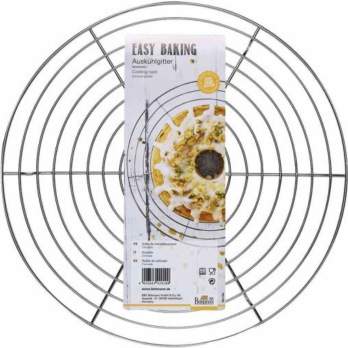 Birkmann Easy Baking Auskühlgitter, rund