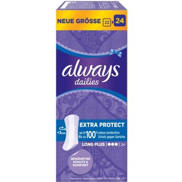 Always Protect Plus Slipeinlagen