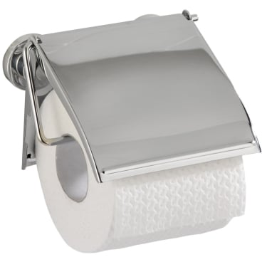 WENKO Cover Power-Loc Toilettenpapierhalter