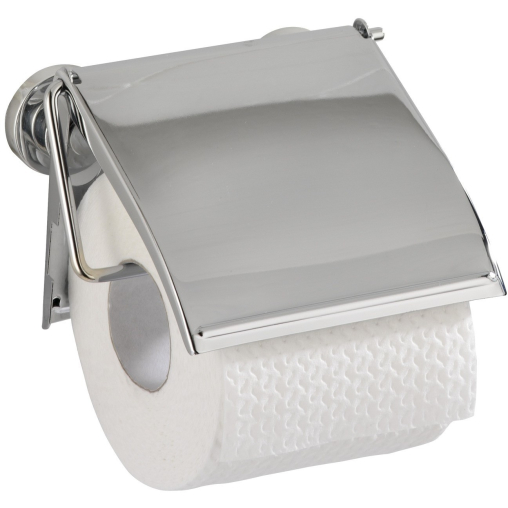 WENKO Cover Power-Loc Toilettenpapierhalter