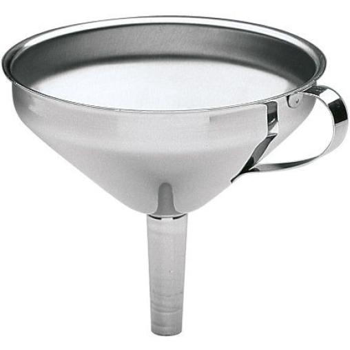 Küchenprofi Edelstahltrichter