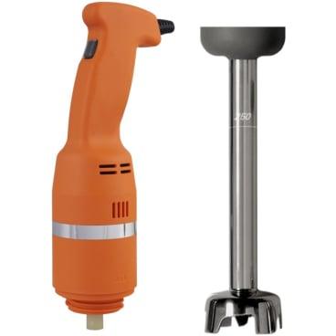 SCHNEIDER MIX 250 S Stabmixer mit Rührstab, orange