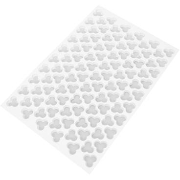 SCHNEIDER Ausstechmatte, Dreiblatt