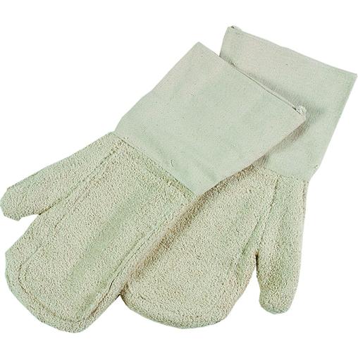 SCHNEIDER Backhandschuhe aus Henkelplüsch