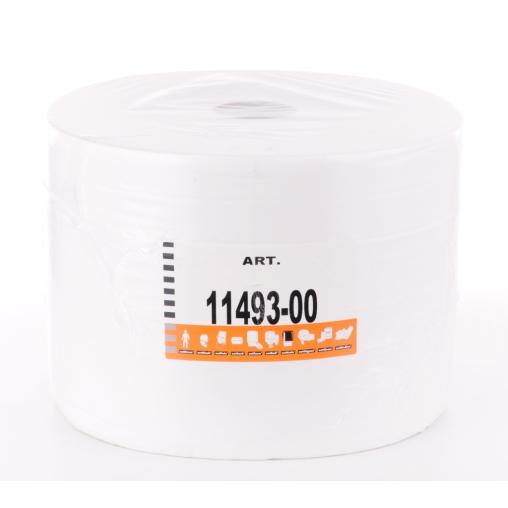 zetPutz Multisoft® Poliertuchrolle, 4-lagig, weiss