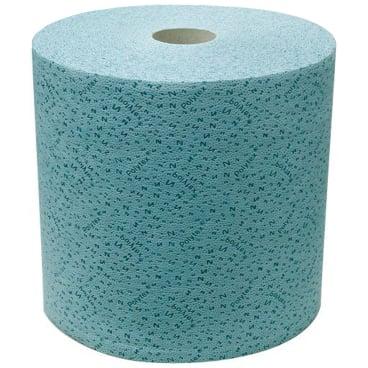 zetPutz Polytex®-Rolle Naßwischtuch, blau