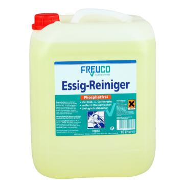 Freuco Essigreiniger 10 l - Kanister