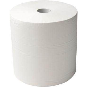 zetPutz Multisoft® Poliertuchrolle, 4-lagig, weiss 1 Paket = 1 Rolle