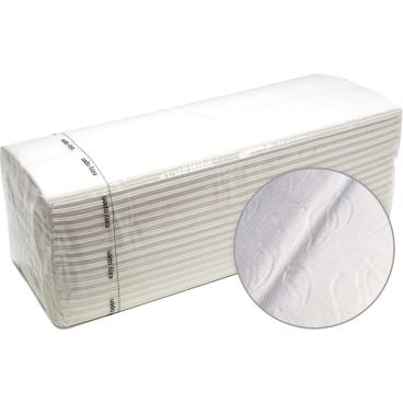 Fripa COMFORT Papierhandtücher, 25 x 33 cm, 2-lagig 1 Karton = 24 x 128 = 3.072 Blatt