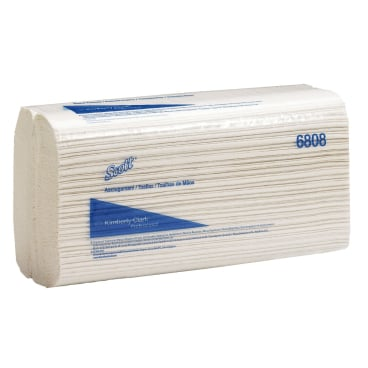 SCOTT® Papierhandtücher - Medium 1 Karton = 20 x 140 = 2.800 Tücher