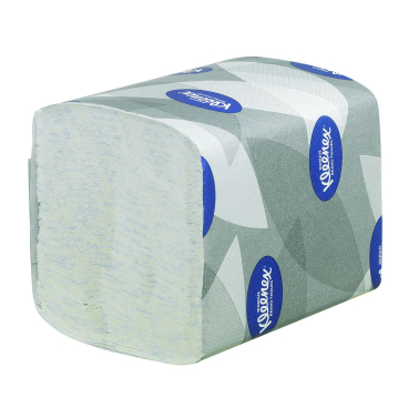 KLEENEX® Premier Toilet Tissue - Einzelblattsystem 1 Karton = 24 x 200 Blatt = 4.800 Blatt
