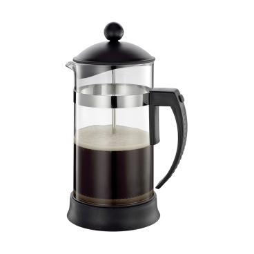 Cilio Mariella Kaffeebereiter, schwarz