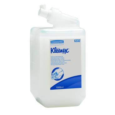 KLEENEX® Haar- und Körpershampoo