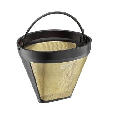 Cilio Gold Dauerfilter für Kaffee