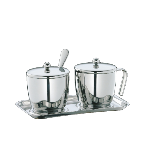 Cilio Milch und Zucker Set