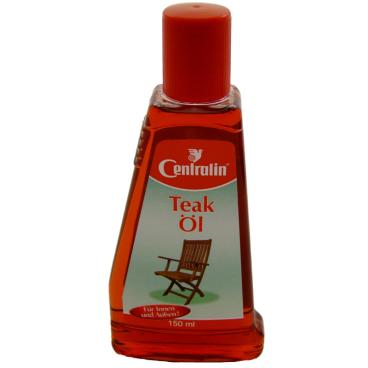 Centralin Teaköl 150 ml - Flasche