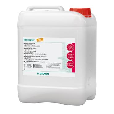 B. Braun Meliseptol® Flächendesinfektionsmittel 5 l - Kanister