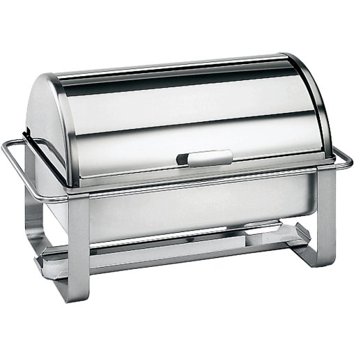 Spring Eco Catering Chafing Dish mit Rolltop Speisewärmer