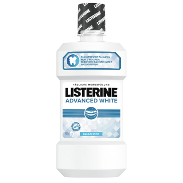 LISTERINE® Advanced White Mundspülung
