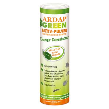 ARDAP Green Aktiv-Puder Insektenentferner