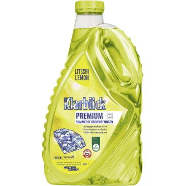 Premium Litschi Lemon Sommerscheibenreiniger Gemisch