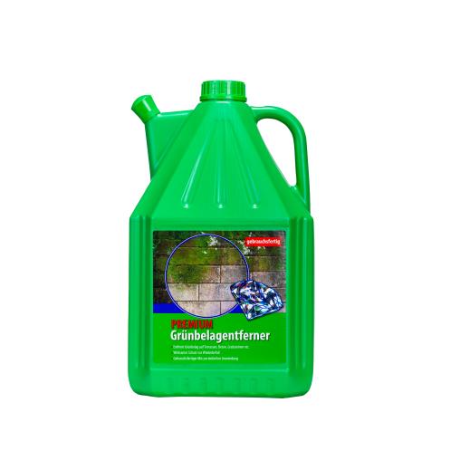 Premium Grünbelag-Entferner