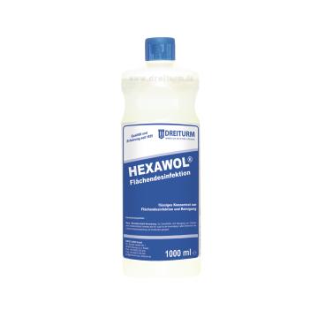 Dreiturm Hexawol® Flächendesinfektion