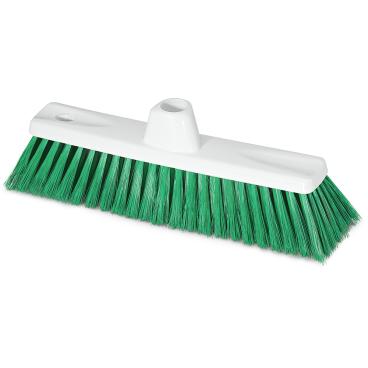 Stubenbesen nach HACCP Besatzfarbe: grün